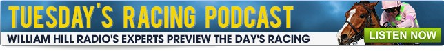 Tuesday Racing podcast - Listen Now