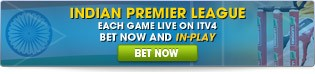 Indian Premier League - Click here for all betting