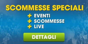 Le nuove Scommesse Speciali