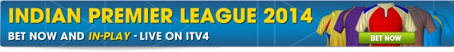 View our full range of Indian Premier League betting