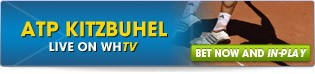 View our full range of ATP Kitzbuhel betting