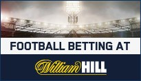 william hill football betting odds