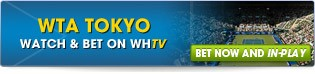 View our full range of WTA Tokyo betting
