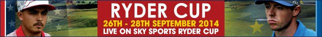 Bet Now on the 2014 Ryder Cup