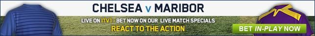 Bet now on Chelsea v Maribor
