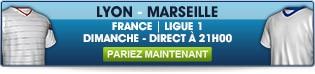 Lyon - Marseille l Ligue 1