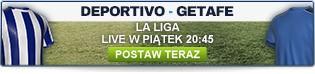 Deportivo-Getafe