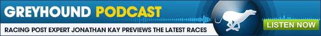 Listen to Racing Post greyhound expert Jonathan Kays thoughts