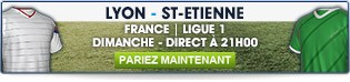 Lyon - ASSE l Ligue 1