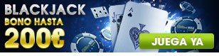 ¡Juega al Blackjack de William Hill!