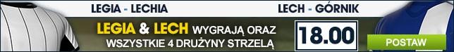 Zakłady specjalne na Ekstraklasę