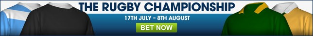 View our full range of The Ruby Championship betting