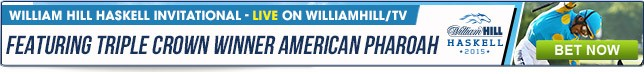 Bet now on the William Hill Haskell Invitational