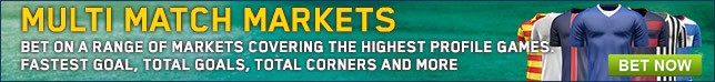 View our great range of Multi Match Markets