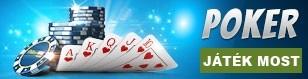 Pókerezzen most