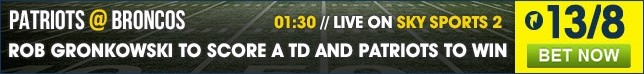 Bet now and in-play