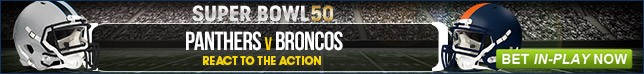Bet now on Super Bowl 50