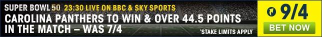 Super Bowl 50 Enhanced Odds