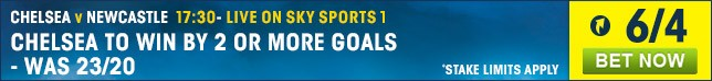 Bet now on our enhanced odds