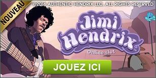 Jimi Hendrix - Nouvelle Machine à Sous