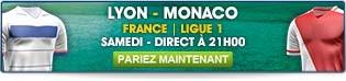 LYON - MONACO | LIGUE 1