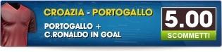 Europei | Croazia - Portogallo