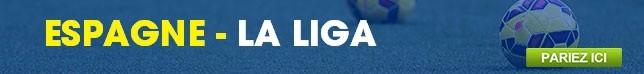 Espagne - La Liga