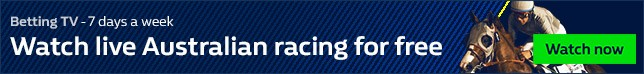 Watch live virtual and Australian racing on Betting Shop TV