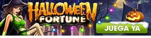 Halloween Fortune Navidad