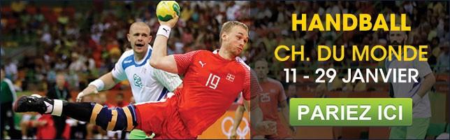 Handball - Ch du Monde
