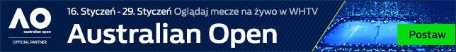 Bukmacherskie zakłady na Australian Open 2017