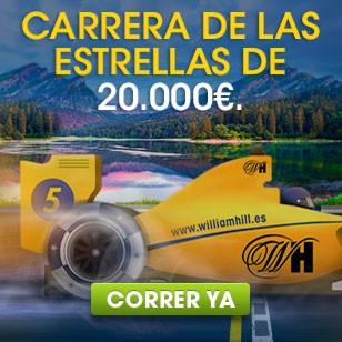 ¡La carrera de las estrellas ahora reparte 20.000€!