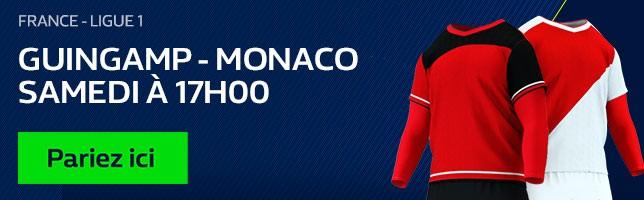 Guingamp - Monaco