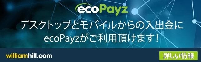 新しい便利なご入金方法 - EcoPayz