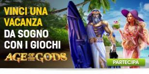 Age of Gods Promozione