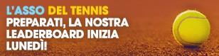 L'ASSO DEL TENNIS