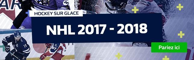 Toutes les Cotes de la NHL!