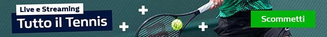 Tennis LIVE e STREAMING