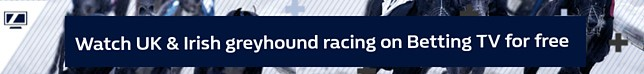 Watch UK & Irish greyhound racing on Betting TV for free