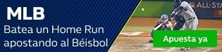 ¡Apuesta a la MLB!