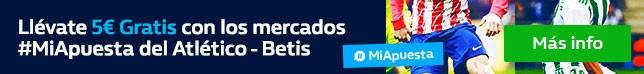 ¡Llévate 5€ Gratis con los mercados #MiApuesta!