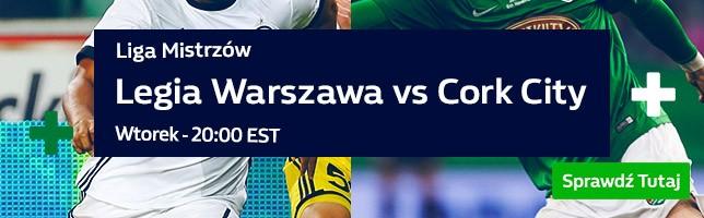 Legia vs Cork