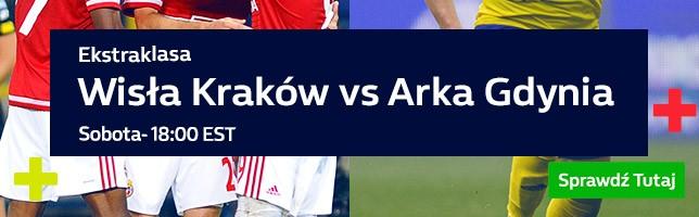 Wisła vs Arka