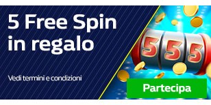 5 Free Spin