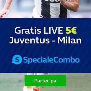Gratis Live Juventus - Milan