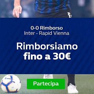 Promo Inter - Rapid Vienna