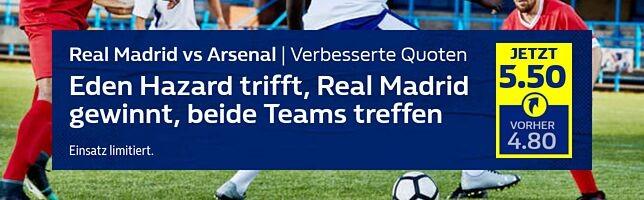 Real Madrid ₋ Arsenal