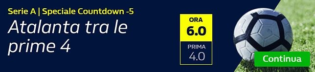 Speciale Countdown Serie A -5