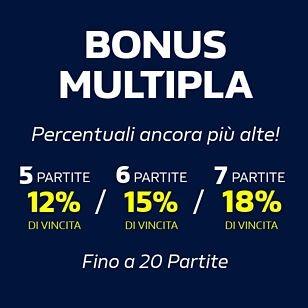 Bonus Multipla NEW