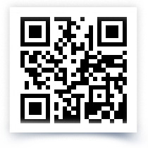 Get William Hill on your mobile QR code
